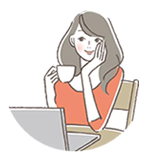 オンラインレッスン-家でゆっくり受講する