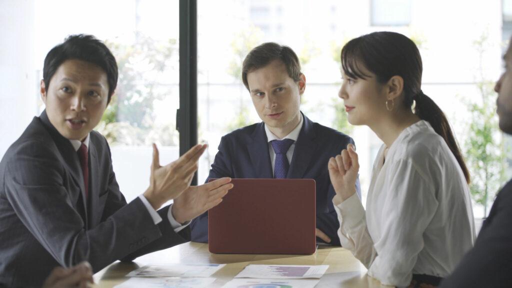マイエイカイワ-ビジネスプラスコース「模擬練習で実践に備えられる」ビジネス英語